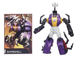 Hasbro Combiner Wars - Legends Bombshell