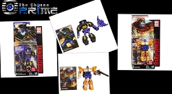 Hasbro Combiner Wars - Legends set 2