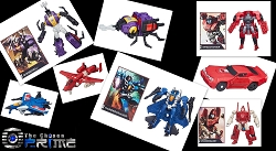 Hasbro Combiner Wars - Legends set 1