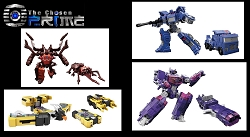 Hasbro Combiner Wars - Legends 2016 Wave 1