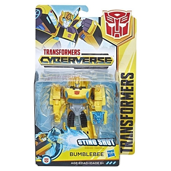 Hasbro Transformers Cyberverse Wave 1 WARRIOR Class BUMBLEBEE