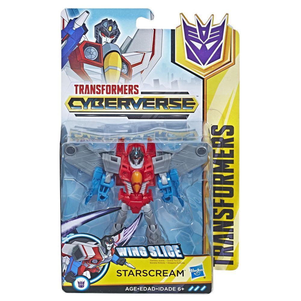 Hasbro Transformers Cyberverse Wave 1 WARRIOR Class Set of 3