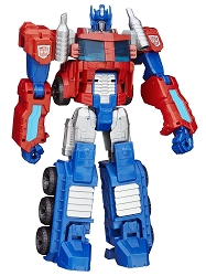 Hasbro Cyber Battalion Commander Optimus Prime