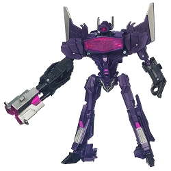 Hasbro Generations - Fall of Cybertron Deluxe Class SHOCKWAVE