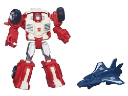 Hasbro Generations Legends Class SWERVE w/Flanker