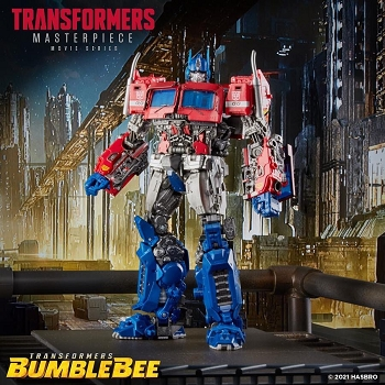 Hasbro MasterPiece Movie Series MPM-12 OPTIMUS PRIME