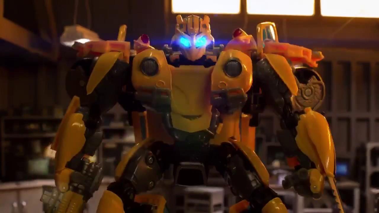 Masterpiece Movie Series Mpm 7 Bumblebee