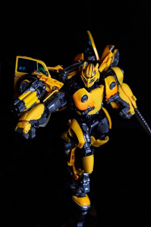 masterpiece  series mpm  bumblebee