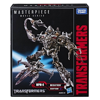 Hasbro MasterPiece Movie Series MPM-8 MEGATRON
