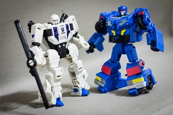 Power of the Primes LEGENDS BATTLETRAP Set
