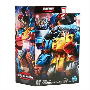Power of the Primes DELUXE PUNCH-COUNTERPUNCH