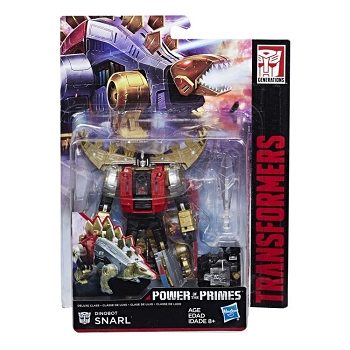 Power of the Primes DELUXE DINOBOT SNARL