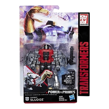 Power of the Primes DELUXE DINOBOT SLUDGE