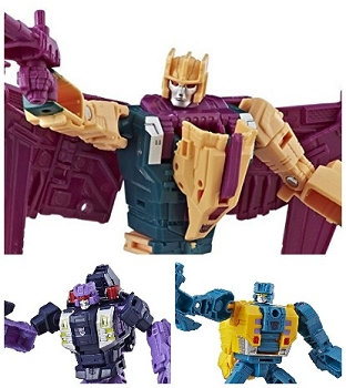Power of the Primes DELUXE Wave 3 Set of 3