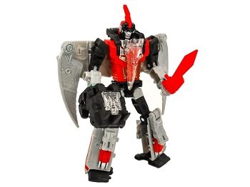 Power of the Primes Generations Select DELUXE RED SWOOP