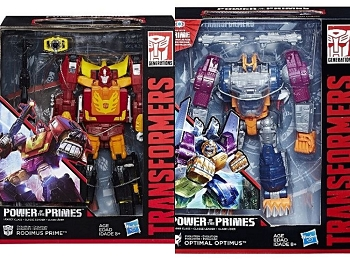 Power of the Primes LEADER Wave 3 Set
