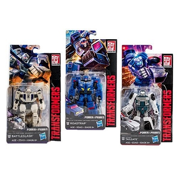 Power of the Primes LEGENDS Wave 2 Set