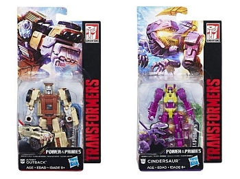 Power of the Primes LEGENDS Wave 3 Set