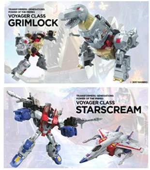 Power of the Primes VOYAGER Wave 1 Set