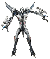 Transformers Prime - First Edition Deluxe Class STARSCREAM