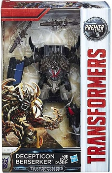 Hasbro The Last Knight - Premier Edition Deluxe BERSERKER