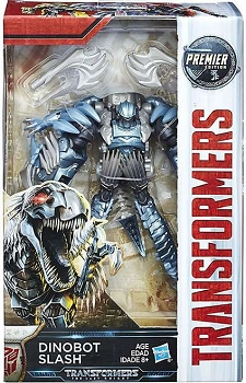Hasbro The Last Knight - Premier Edition Deluxe SLASH