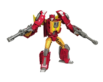 Hasbro Titans Return Deluxe Wave 3 HOT ROD