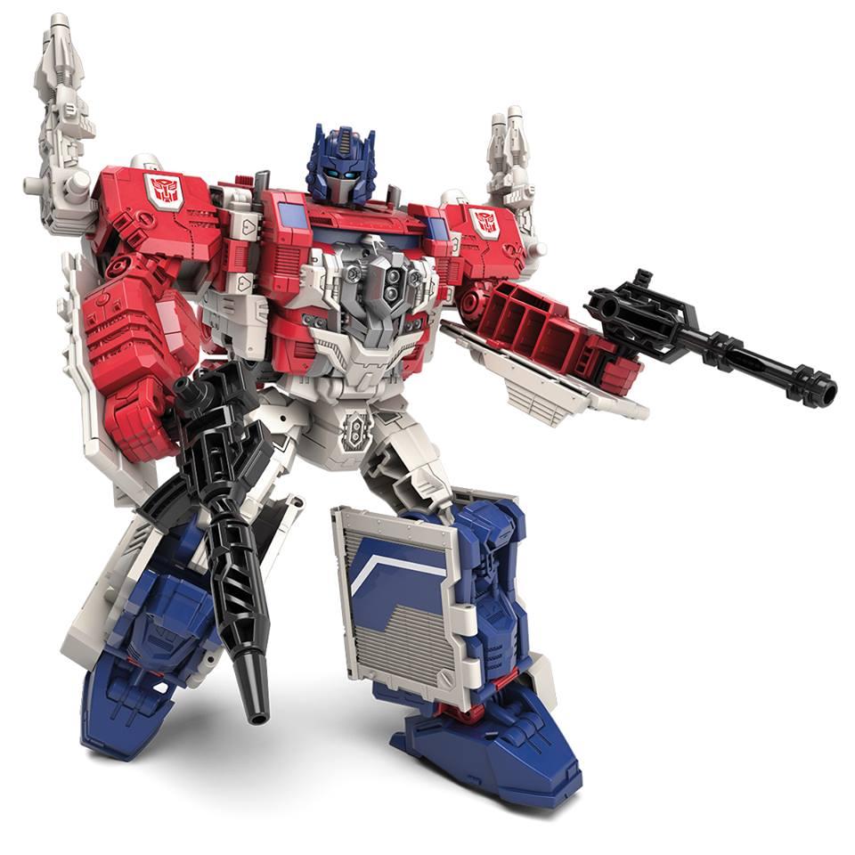 hasbro titans return leader power master optimus prime