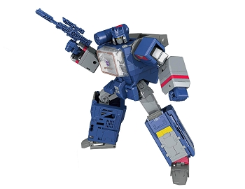 Hasbro Titans Return Leader Soundwave