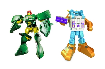 Hasbro Titans Return Legends COSMOS & SEASPRAY Set
