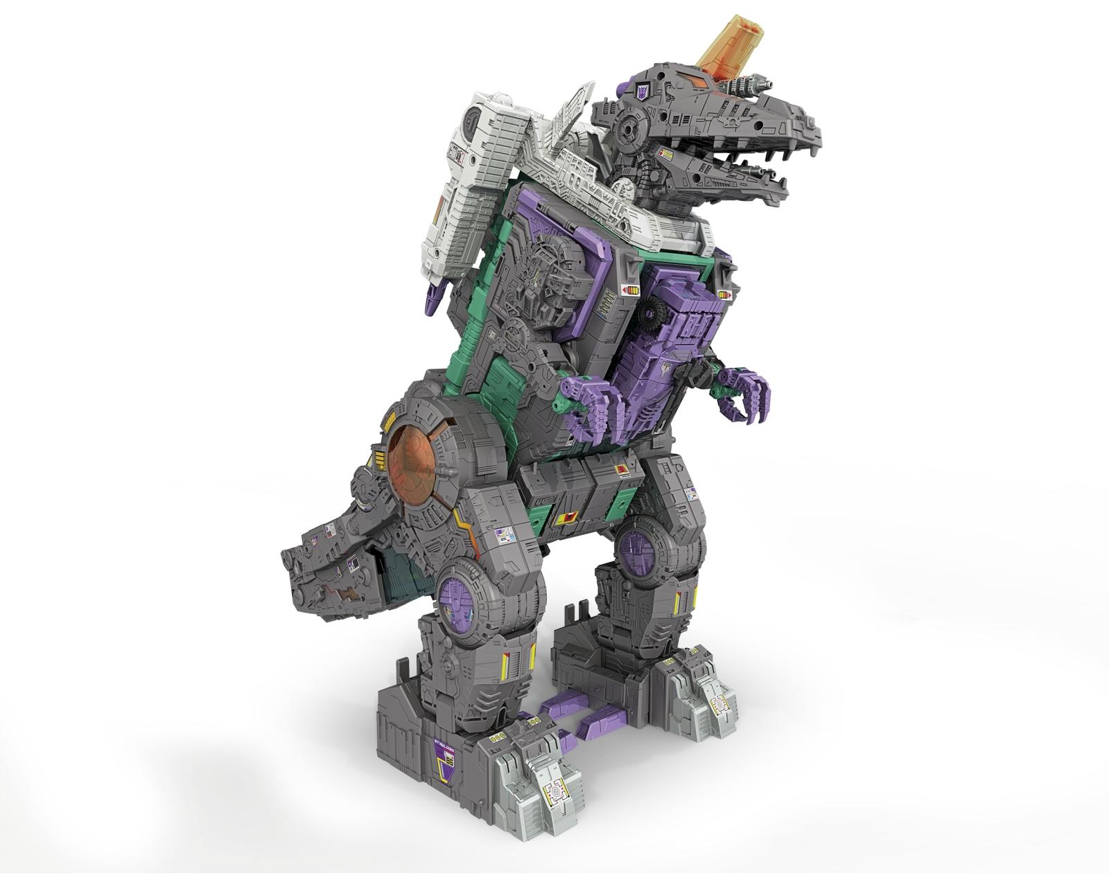 Hasbro Titans Return Titan Class Trypticon