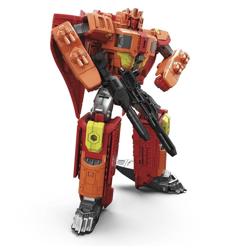 hasbro titans return voyager sentinel prime