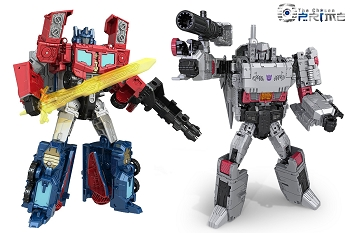 Hasbro Titans Return Voyager Wave 3 SET (Optimus Prime and Megatron)