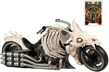 McFarlane Toys DC Multiverse Dark Nights DEATH METAL BATCYCLE