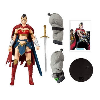 McFarlane Toys DC Multiverse Last Knight on Earth WONDER WOMAN