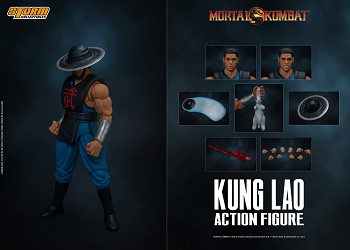 Storm Collectibles Mortal Kombat KUNG LAO