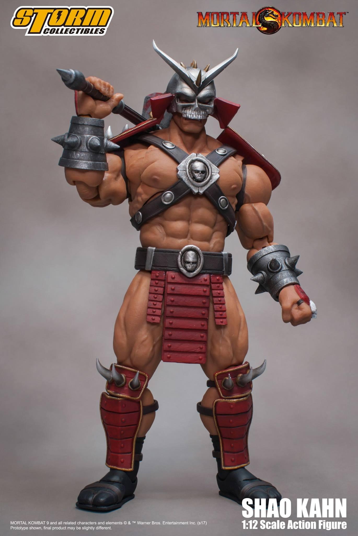 Shao Kahn Voice - Mortal Kombat franchise   Behind The ...  Mortal Kombat Movie Shao Kahn