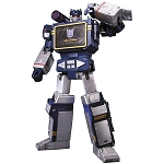 Takara MP-13 - SOUNDWAVE with LASERBEAK (Reissue)
