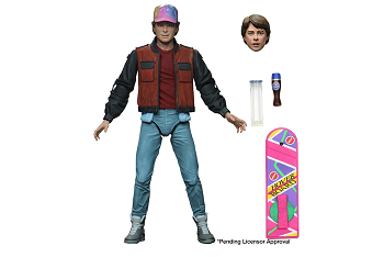 Neca Back to the Future 2 Ultimate MARTY MCFLY