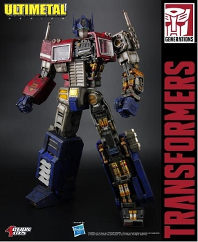 ActionToys/Fewture/ArtStorm ULTIMETAL UM-01B Battle Damaged Optimus Prime
