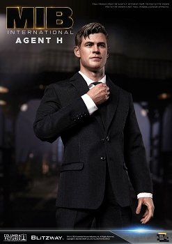 Blitzway Men in Black: International AGENT H