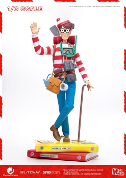 Blitzway Where's Wally / Waldo 1/6 Scale