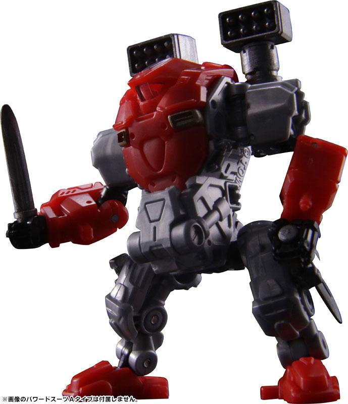 New Takara Tomy Transformers Diaclone DA-08 Powered Sysetem Set C Type In Stock