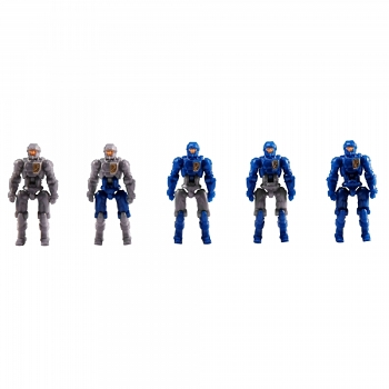 Takara Diaclone Reboot - DA-15 POWERED TROOPER SET