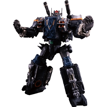 Takara Diaclone Reboot - DA-17 BIG POWERED GV  (I.M.S. Version)