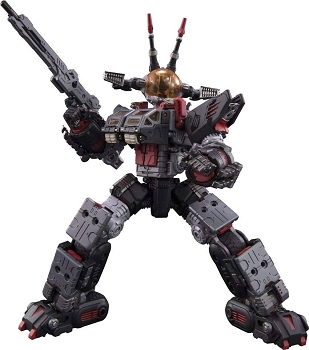 Takara Diaclone Reboot DA-29 BATTLE BUFFALO MkIV (Striker)