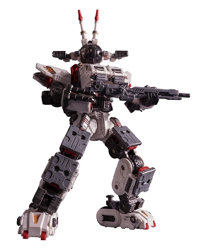 Takara Diaclone Reboot DA-37 STRIKE BUFFALO (MOONBASE ASSAULTER)