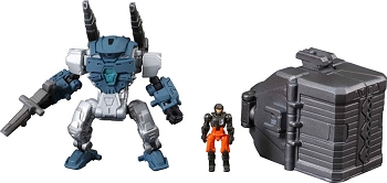 Takara Diaclone Reboot - POWERED SUIT Set B
