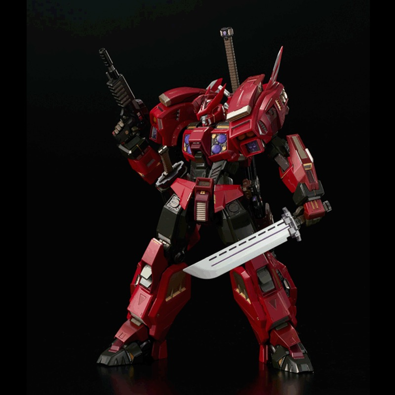 Flame Toys Transformers Drift Shattered Glass