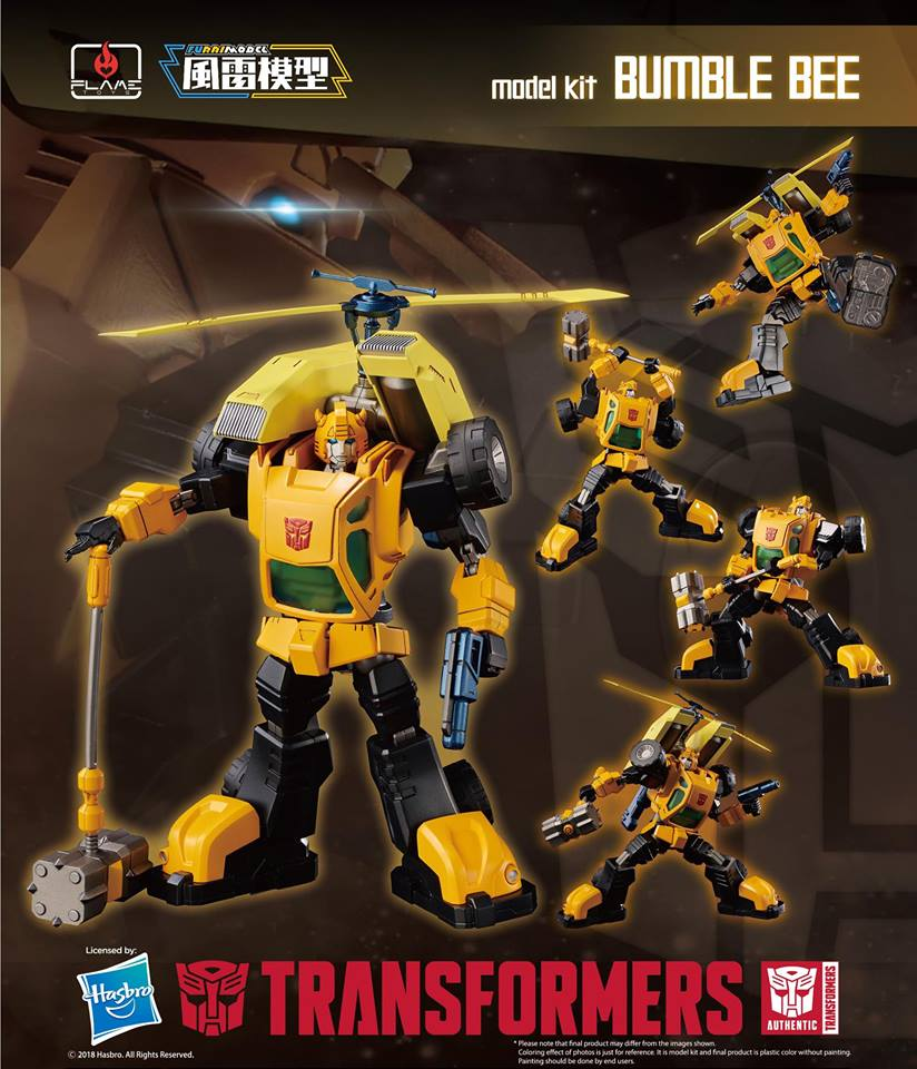 Image result for flame toys bumblebee